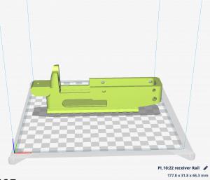 3D Printing a 10/22 Receiver